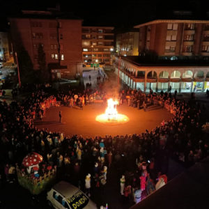 quema don acordeón carnaval 2020