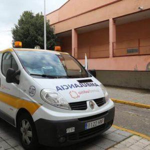 HospitalRioCarrionambulancia1-kFiE-U100651151329vbF-624x385@El Norte