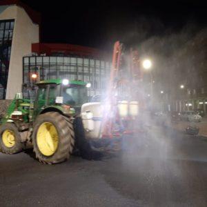 tractor en Guardo